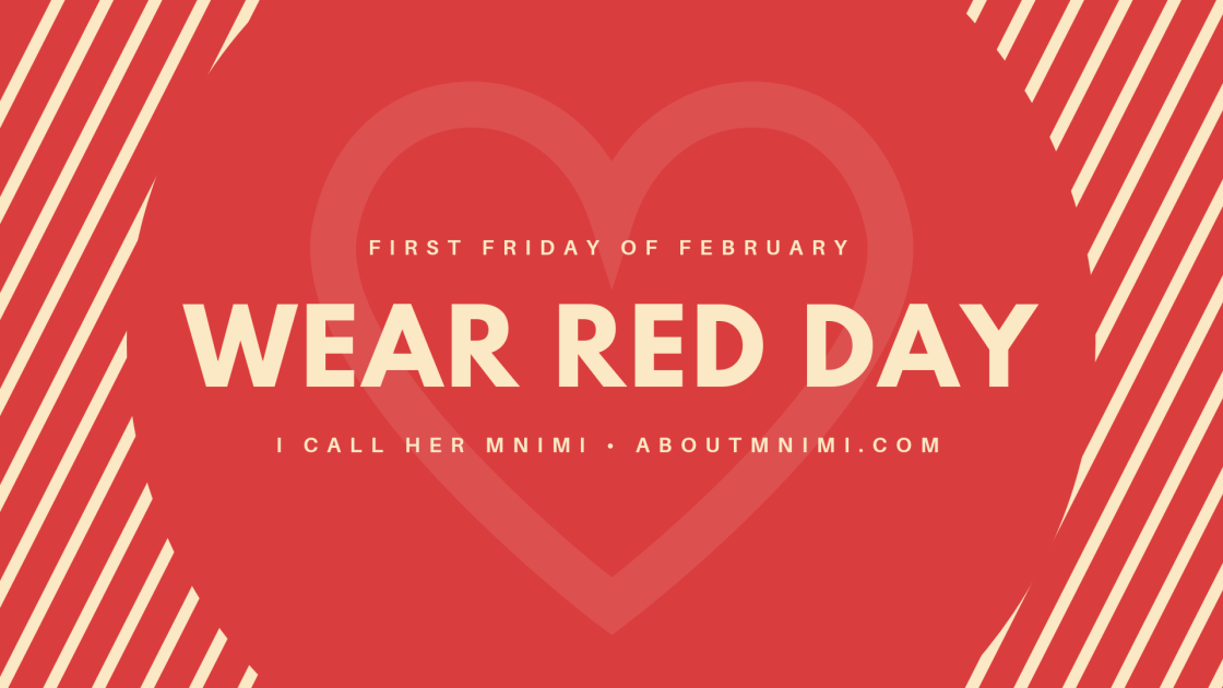 National red day celebrated on the first Friday of February